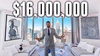 NYC Apartment Tour: $16 MILLION LUXURY APARTMENT