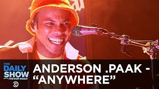 """Anderson .Paak - """"Anywhere"""" 