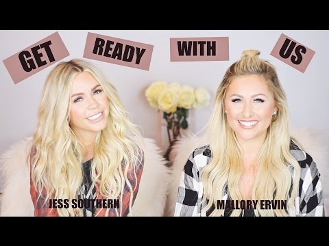 My Everyday Makeup Routine With Mallory Ervin
