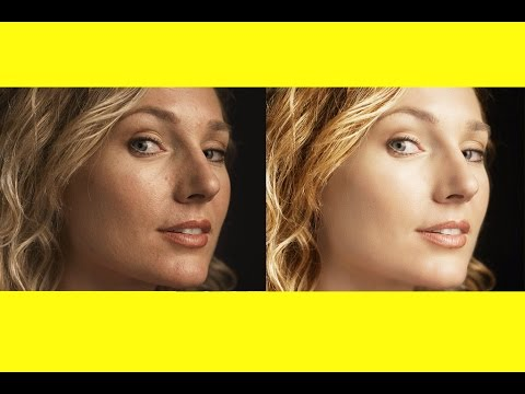 Image Retouch in Photoshop CS4
