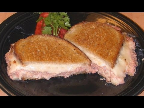 Easy Simple Reuben Sandwiches with Michael's Home Cooking