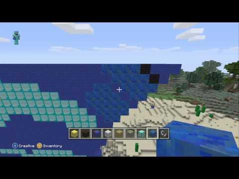 How to make Skylanders Giant Bouncer in Minecraft Part 2