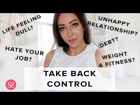 THIS IS HOW I TURNED MY LIFE AROUND | Motivation When You're Stuck In A Rut In Life | Sophie Shohet