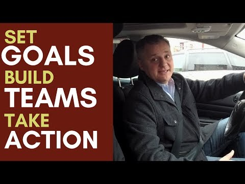 Set Goals, Build Your Team, Take Action Investing in Real Estate - Chat's with Matt