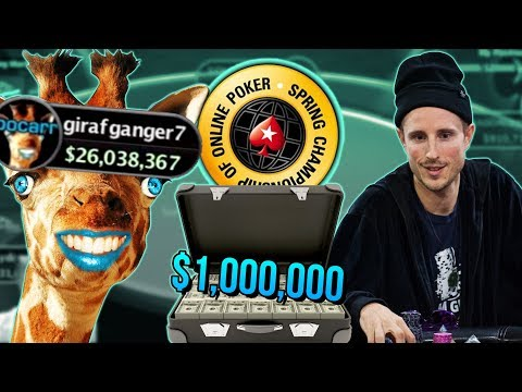 TURNING $1050 INTO $1,000,000! SCOOP Phase FINAL TABLE Review
