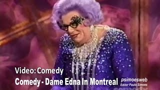 Dame Edna - Stand-up Comedy