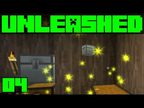 Hypno FTB Unleashed E04: Force Wrench, Spawners and Ender Tanks