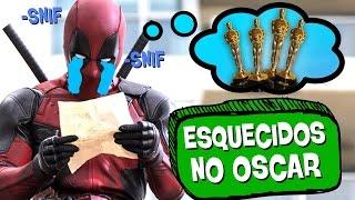 9 FILMES IGNORADOS PELO OSCAR!
