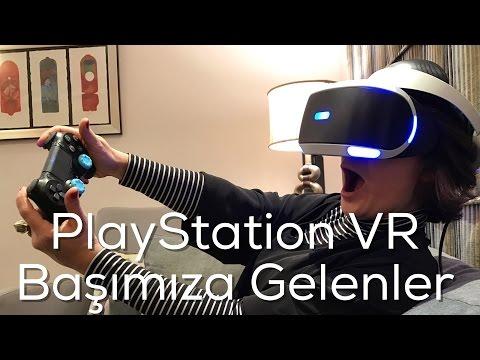Playstation VR ile Başımıza Gelenler 1.Bölüm 😂 (resident evil 7 gameplay, ps 4 pro)