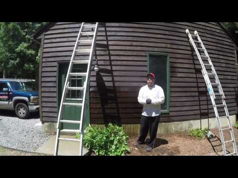 How To Strip Cedar Siding