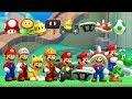 Download Super Mario Maker 2 - All Power-Ups MP3,3GP,MP4