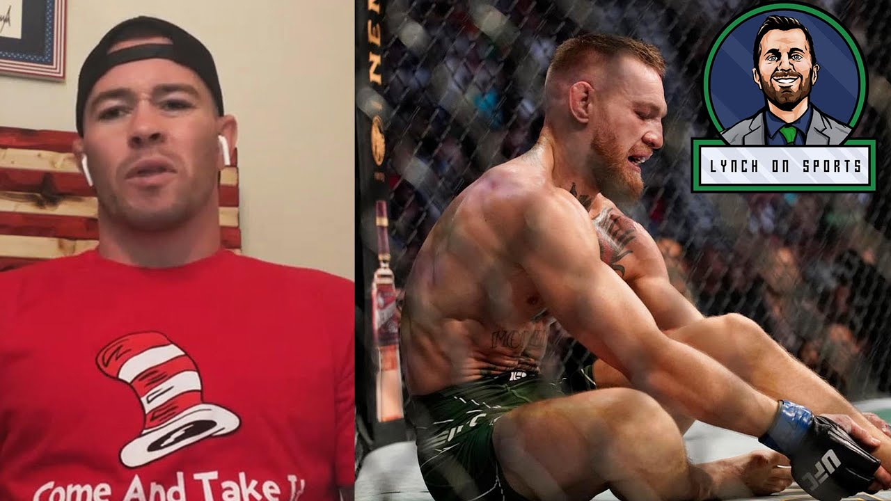 """Colby Covington believes """"big ego"""" Conor McGregor WILL fight again despite major injury"""