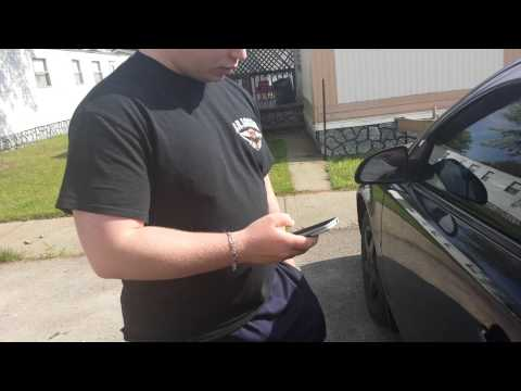 How to unlock your car with any Android device.
