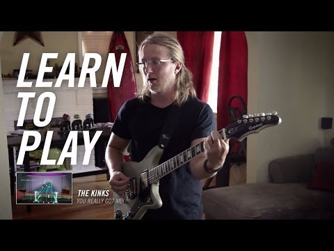 Rocksmith 60-Day Challenge -- Trevor's Success Story -- Learn How To Play Guitar In 60 Days