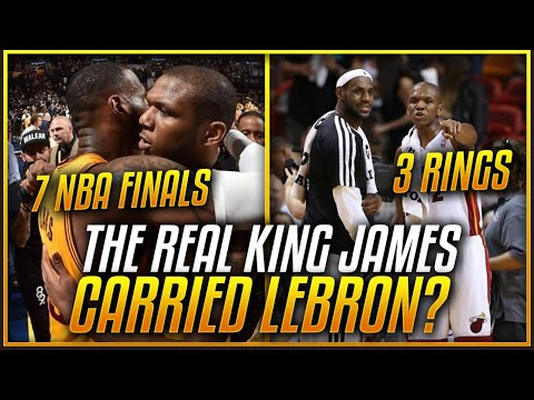 Meet LeBron James GREATEST EVER Teammate & FAVOURITE Basketball Player?