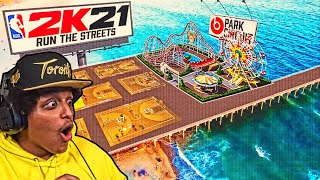 IMAGES OF THE NEW NBA 2K21 NEIGHBORHOOD ARE BREATHTAKING