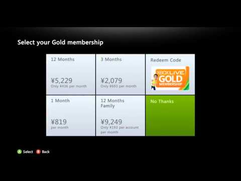 Xbox Live - How to get free 48 hour codes 2013