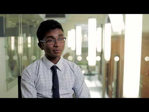 Tarun : Nomura placement student 2014/15