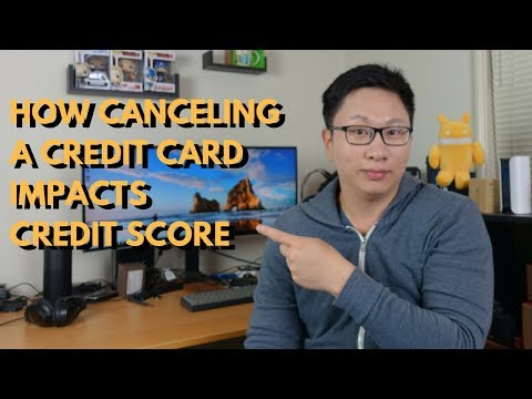 How Does Canceling a Card Affect Your Credit Score?