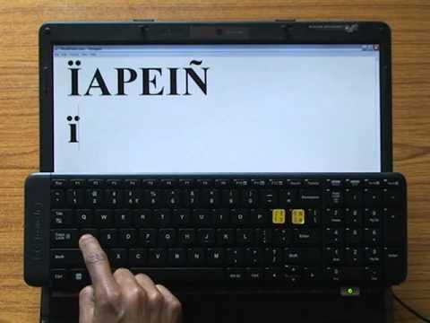 Khasi Keyboard