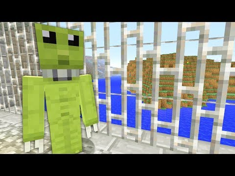 Minecraft Xbox | BEHIND BARS... [376]