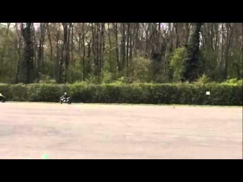 Claire Lomas - Motorbike