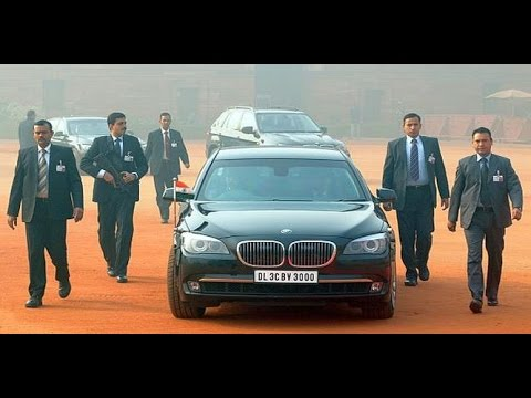 SPG | India's Secret Service