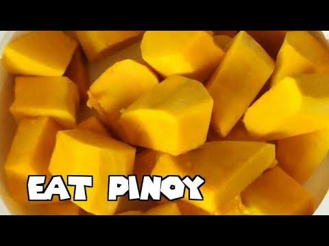 How to cook KALABASA SOUP | Filipino Squash Soup