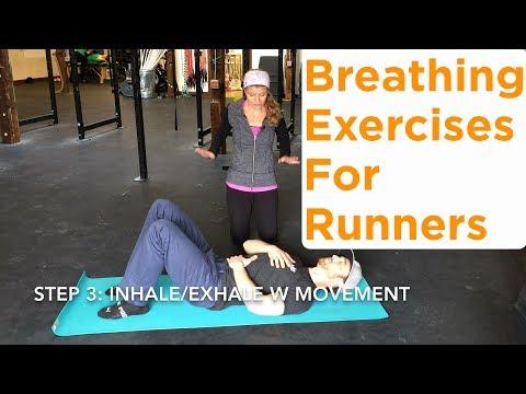 Breathing Exercises For Runners
