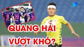 """Nhận định bóng đá   Hà Nội FC - Sài Gòn FC   Quang Hải có vượt ải """"Vua bất bại""""?   NEXT SPORTS"""