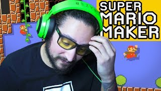 ITS A P PUZZLE MARIO - 2 YEARS OF MARIO MAKER [ 2YMM ]