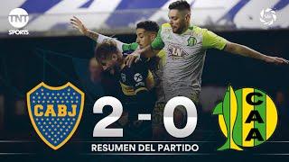 Resumen de Boca Juniors vs Aldosivi (2-0) | Fecha 3 - Superliga Argentina 2019/2020