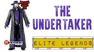 WWE FIGURE INSIDER: The Undertaker - WWE Elite Legends Toy Wrestling Action Figure