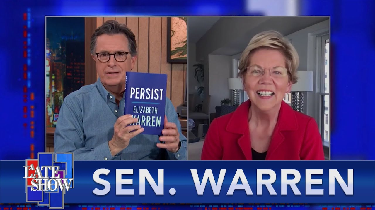 """""""Amazon, I'm Looking At You"""" - Sen. Warren On Her Plan To Make Corporations Pay Their Fair Share"""