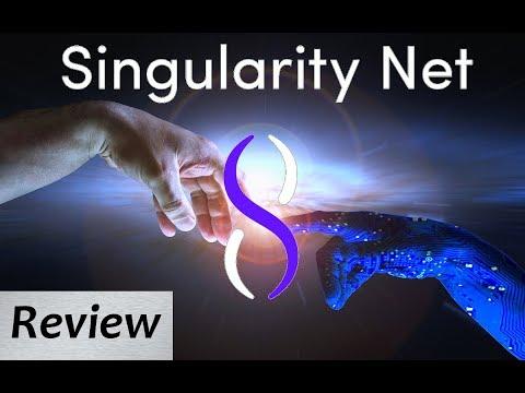 SingularityNET  / AGI - AI Marketplace for the Future