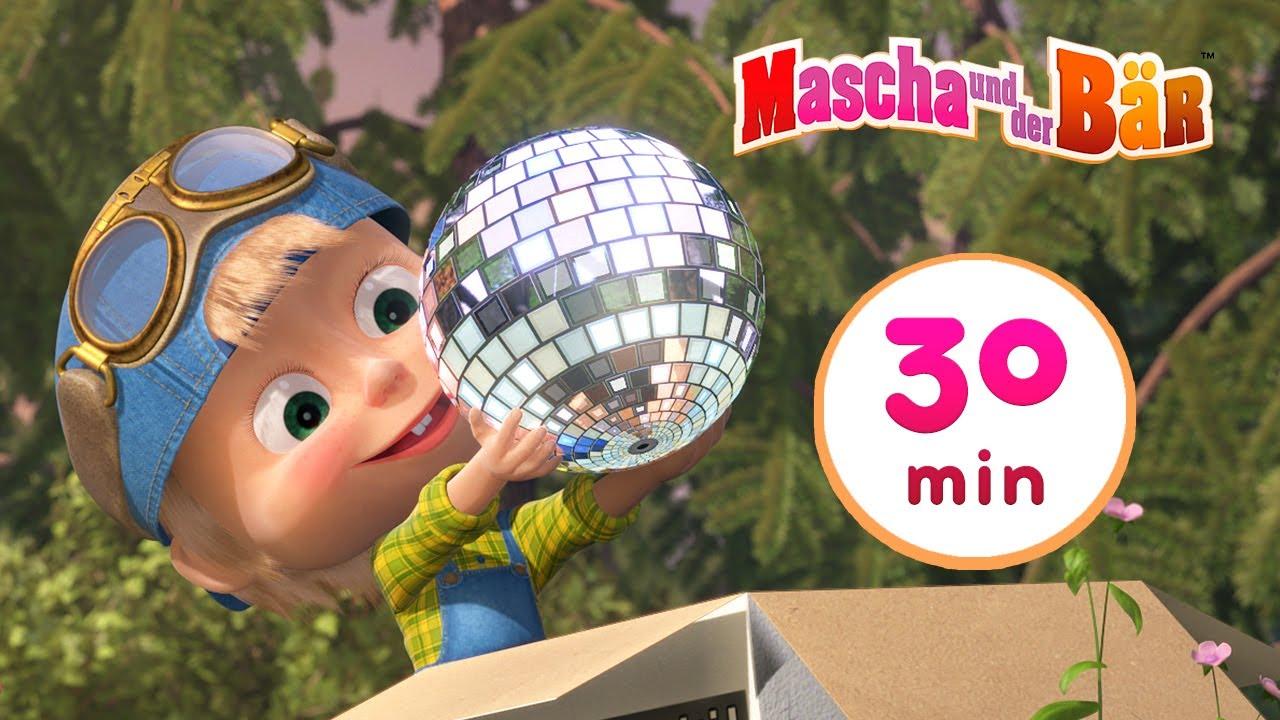 Mascha und der Bär🐻 Über die Freundschaft zwischen Masсha und den Wölfen🐻 Sammlung 17 🎬 30 min