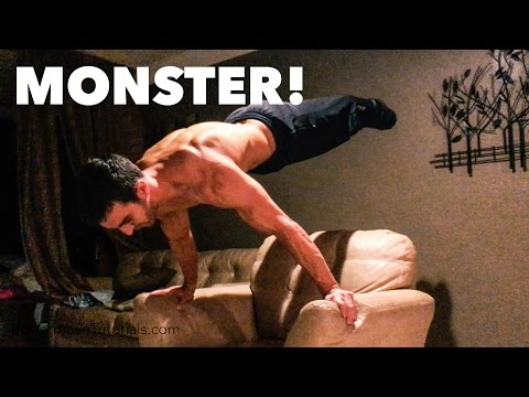 Simonster: Train like a MONSTER!