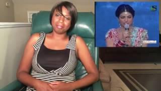 {Priyanka Chopra} Madhuri DixxitTribute Performance Reaction