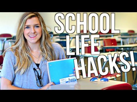 School Life Hacks EVERYONE Needs To Know!