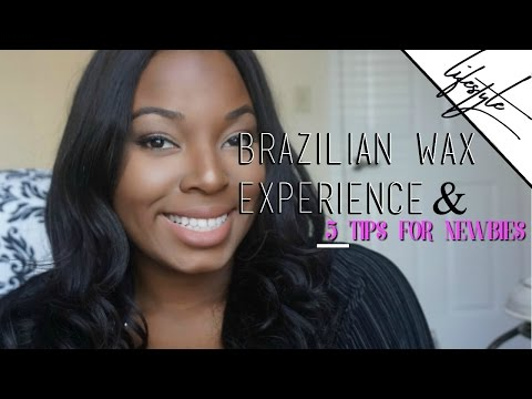 My First Brazilian Wax Experience and Five Tips for Newbie Waxers
