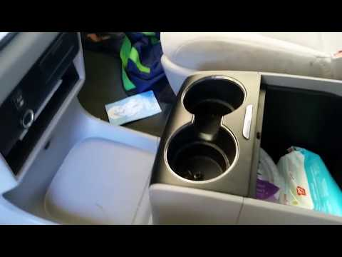 How to replace center console latch on Toyota Sienna 2011-2017