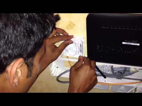 Qtel Fibre Optic Installation - 100 Mbps - Qatar