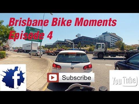 Brisbane Bike Moments Episode 4 || BENTLEY || RED LIGHT RUNNER