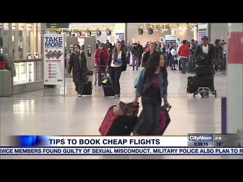 Tips to book cheap flights online