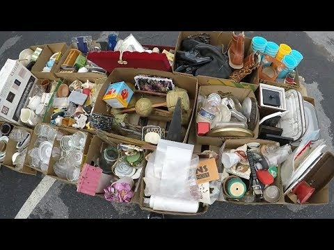 Trash Picking and Auction Hauls Of The Week - Good Day of Picking