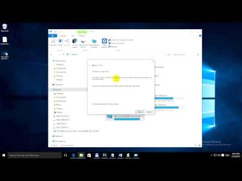 How to Erase a DVD-RW under Windows 10 (Rewritable DVD)