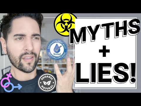 5 Lies The Grooming / Beauty Industry Is Telling You - EXPOSING THE BEAUTY INDUSTRY! ✖ James Welsh