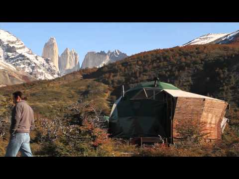 EcoCamp Patagonia - The Chilean Founders' Story behind the World's 1st Geodesic Sustainable Hotel
