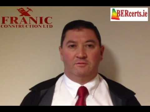 Testimonial from Franic Construction