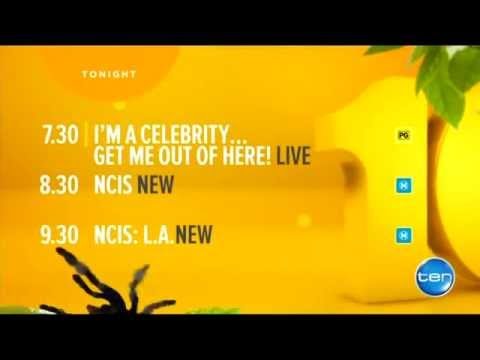 Ten - I'm a Celebrity... Get Me Out of Here! Themed Lineup [2015]
